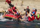 Rafting accident near Silver leaves
